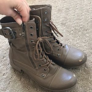 G by Guess Combat Boot